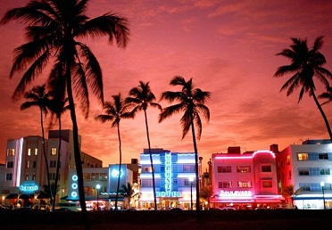 south beach miami nights